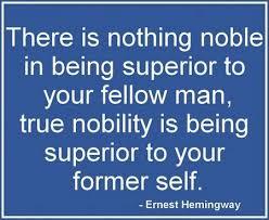 self rightous