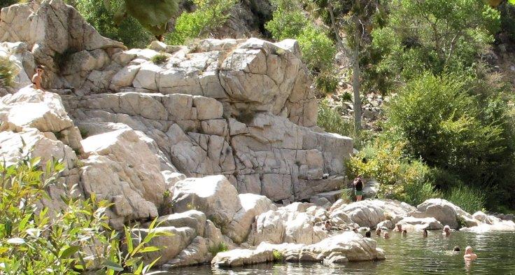 Deep Creek Hot Springs freehike