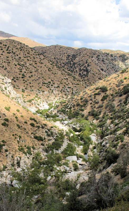 Deep Creek naked hiking 41