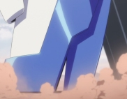 Even FRANXX, who look female, end up in high heels.