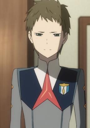 Mitsuru, about to confess to Kokoro.
