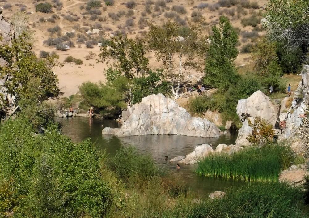 Deep Creek Hot Springs 1330