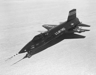 North_American_X-15